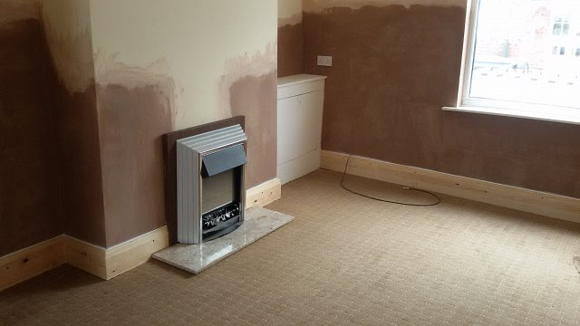 Plastering Services from SPS Midlands