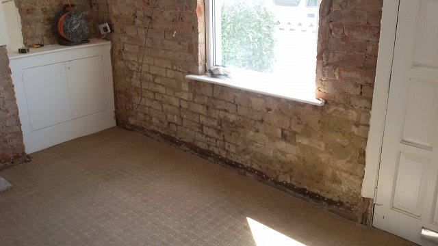 Damp Proofing and Plastering Services from SPS Midlands