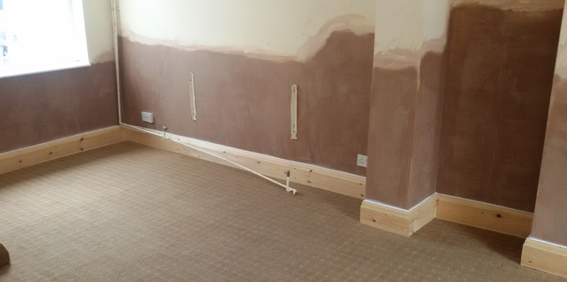 Plastering Services Midlands, Plasterers in the Midlands, Plasterers Nottingham, Plasterers Mansfield, Reskimming Walls