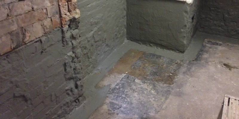Tanking Solutions, Damp Proofing Cellars, Damp Proofing Basements, Damp Proofing